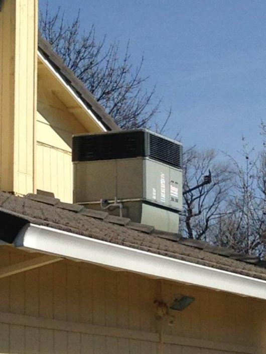 Integrity Air Conditioning Services | AC Units on Roof