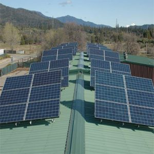 Commercial Solar Panel Installation from Integrity Complete in Redding & Chico, California