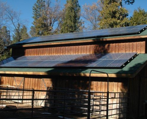 Solar Panel Installation Services in Redding, California