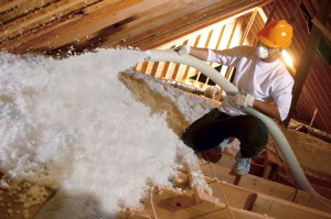 Insulation Services in Chico and Redding California