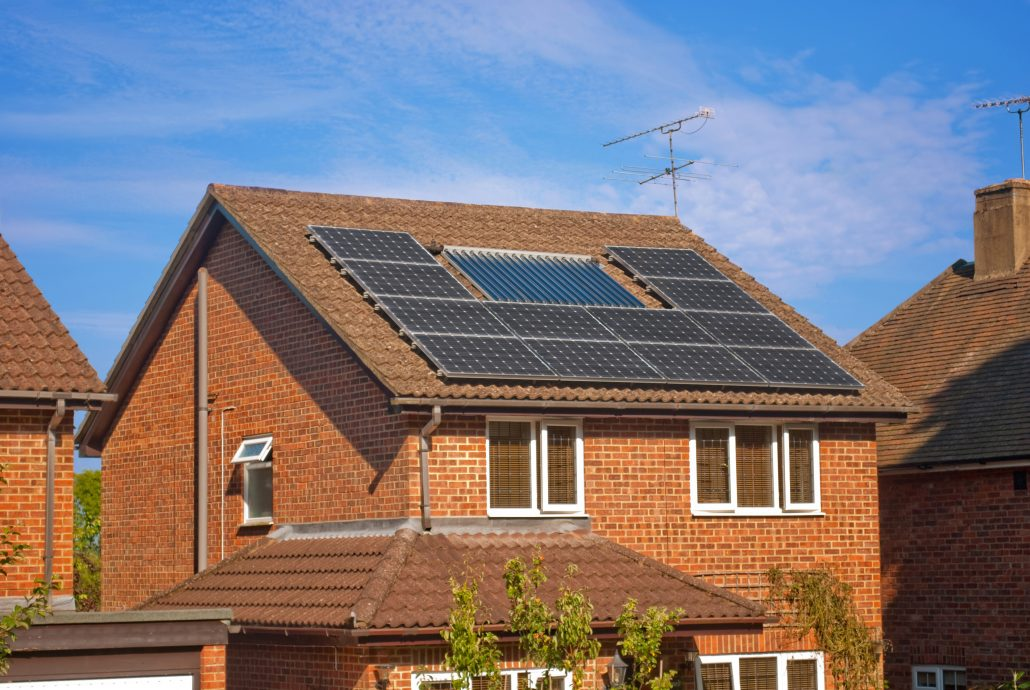 how to heat a home with solar power integrity heating