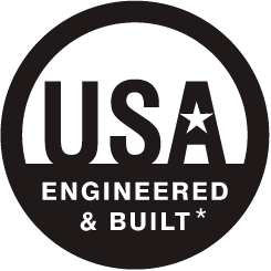 Engineered and Built in the USA