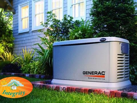 Generator w/ Automatic Standby Backup